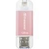 Transcend USB 3.0 Flash Drives - Transcend 128GB JetDrive GO 300 Rose Gold Plating | Wholesale IT Computer Hadware