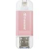 Transcend USB 3.0 Flash Drives - Transcend 64GB JetDrive GO 300 Rose Gold Plating | Wholesale IT Computer Hadware
