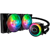 CoolerMaster Water Cooling - CoolerMaster MasterLiquid ML240R Addressable RGB | Wholesale IT Computer Hadware