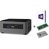 Ingram Micro Barebone Systems - Ingram Micro IM BUILT 7G I5 NUC 8G 120GB W10P | Wholesale IT Computer Hadware