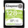 Kingston SD / SDHC / MicroSD Cards - Kingston 128GB SDXC Canvas Select | Wholesale IT Computer Hadware