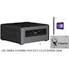 Ingram Micro Barebone Systems - Ingram Micro IM BUILT 7G I7 NUC 16G 120GB W10P | Wholesale IT Computer Hadware
