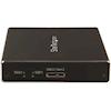 StarTech 3.5 Desktop External Hard Drive Enclosures - StarTech Dual MSATA Enclosure RAID USB 3.1 | Wholesale IT Computer Hadware