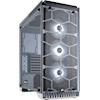 Corsair PC / Computer Cases - Corsair 570X RGB Crystal Series. 3x 120mm RGB LED Fan ATX Gaming Case White | Wholesale IT Computer Hadware