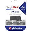 Verbatim USB 3.0 Flash Drives - Verbatim TOUGHMAX MILITARY-GRADE USB 3.0 32GB | Wholesale IT Computer Hadware