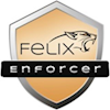 Generic Home & SOHO Antivirus & Internet Security Software - FELIX Enforcer Security Software 1yr 1 PC   Wholesale IT Computer Hadware