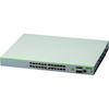 Gigabit Network Switches - Allied Telesis 24 Port 10/100T PoE Managed Switch | Wholesale IT Computer Hadware