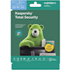Kaspersky Home & SOHO Antivirus & Internet Security Software - Kaspersky Total Security 1 Device 1 Year Multi Device Card | Wholesale IT Computer Hadware