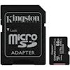 Kingston Micro SD Cards - Kingston 64GB V2 MicroSD SDHC SDXC Class10 UHS-I Memory Card 80MB/s Read 10MB/s Write   Wholesale IT Computer Hadware