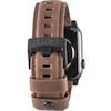 Third Party Apple Watch Accessories - Urban Armor Gear UAG Apple Watch 44/42 Leather Strap- Brown | Wholesale IT Computer Hadware
