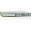 Gigabit Network Switches - Allied Telesis 24-Port 10/100/1000T Switch with 4x 1G SFP Uplink Ports (Software | Wholesale IT Computer Hadware