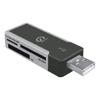 Clearance Products - Shintaro USB2.0 Mini Multi Card Reader (Open Box) | Wholesale IT Computer Hadware