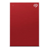 Seagate 2.5 Portable External Hard Drives - Seagate 5TB Seagate One Touch Portable Red   Wholesale IT Computer Hadware