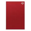 Seagate 2.5 Portable External Hard Drives - Seagate 4TB Seagate One Touch Portable Red   Wholesale IT Computer Hadware