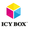 Icy Box 2.5 Portable External Hard Drive Enclosures - Icy Box IB-2148SSK-B Mobile Rack for 2.5 inch SATA/SAS HDD | Wholesale IT Computer Hadware